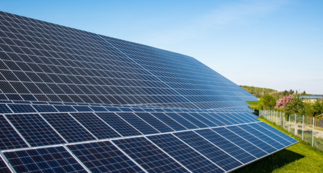 Solar Energy Consumption