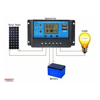 what is Solar Charge Controller