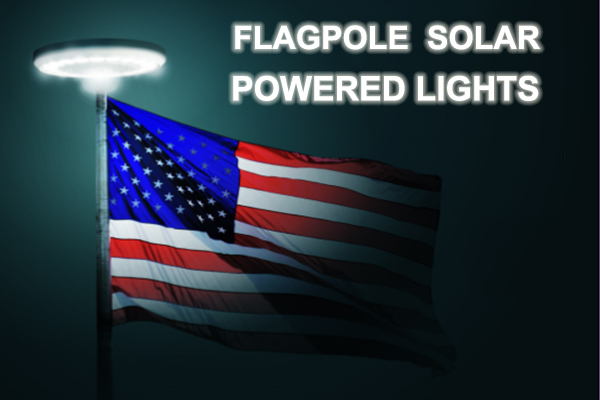 best solar flagpole light review
