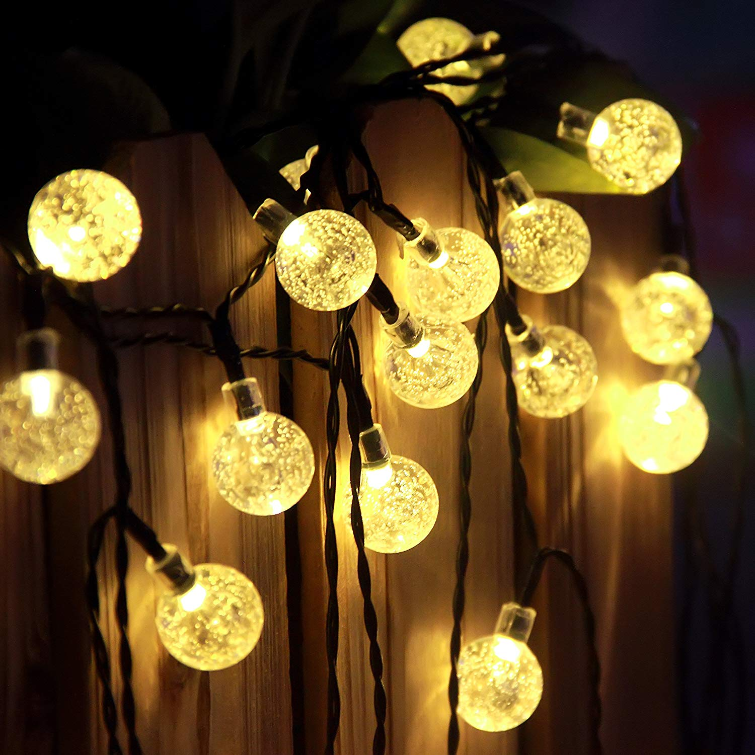solar powered christmas lights Innoo