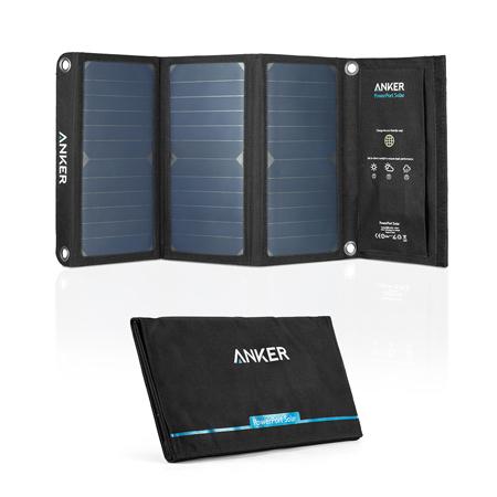 Anker W Port USB Solar Charger