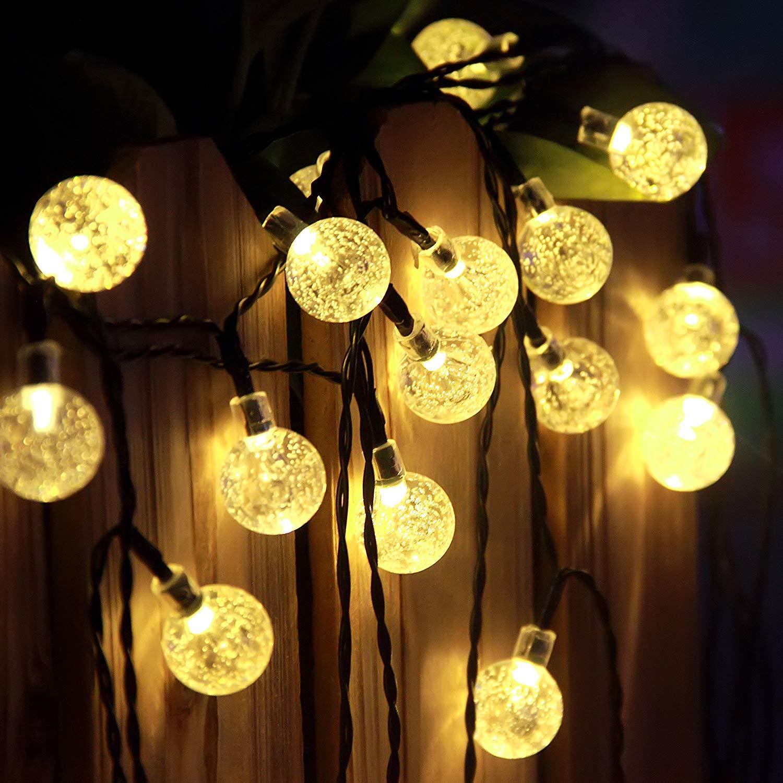 solar powered christmas lights Innoo