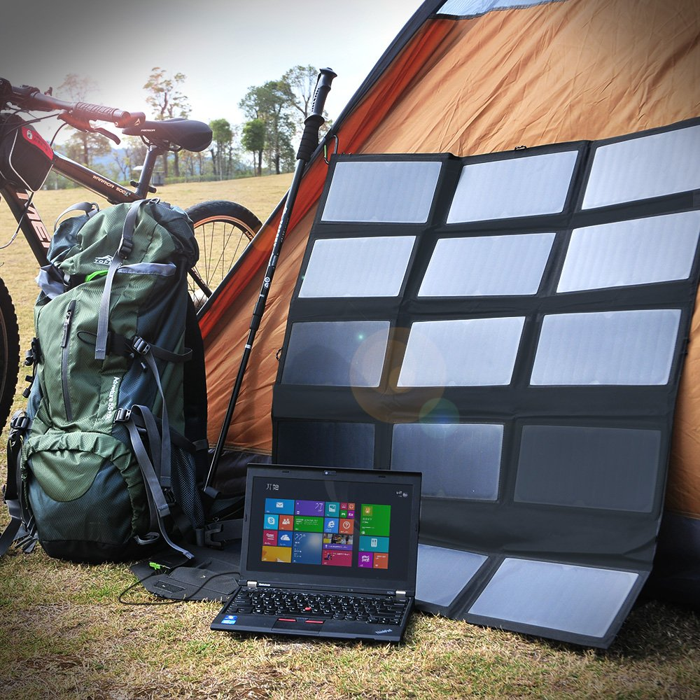 ALLPOWERS 100W Solar Charger