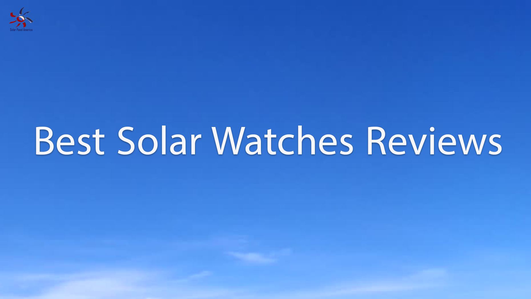 Best Solar Watches Reviews