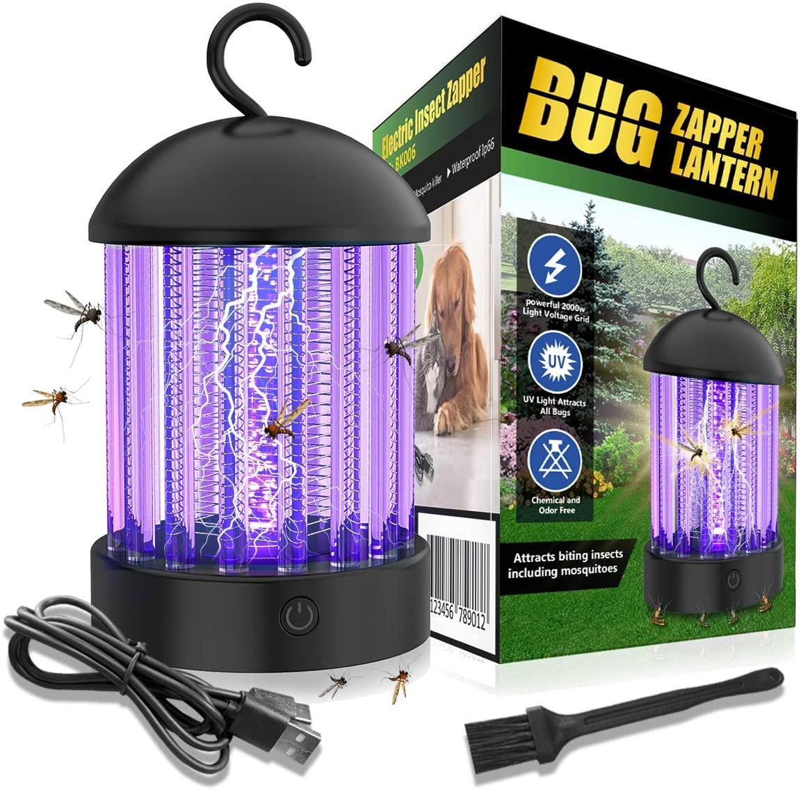 okk Electronic Bug Zapper