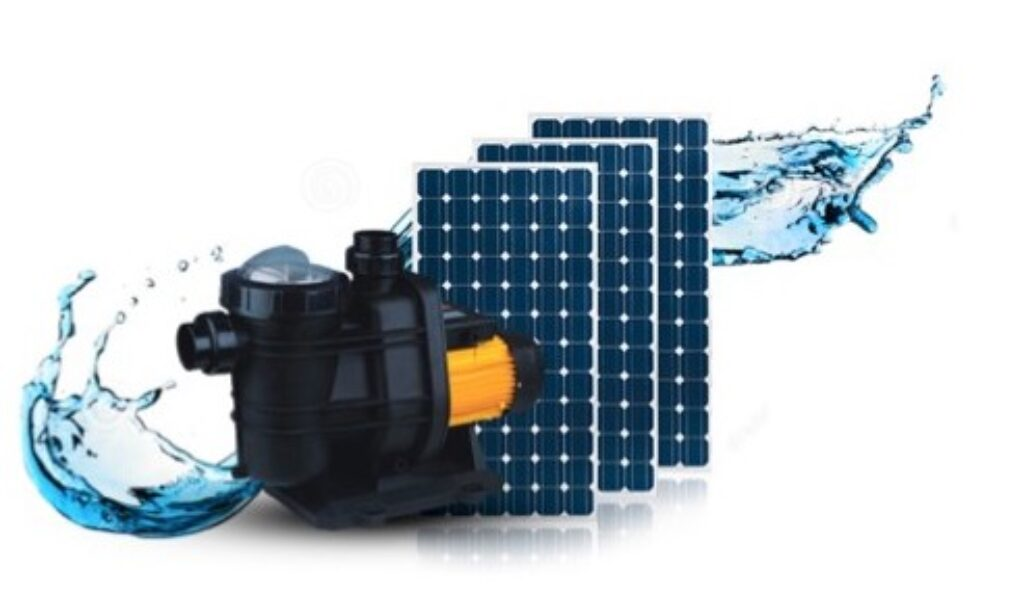 Can you run pool pump with solar cover on