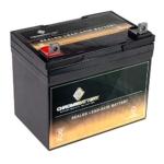 Chrome Solar Energy Storage Battery Review