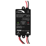 PowMr 5A Waterproof Solar Charge Controller 6V 12V Auto review