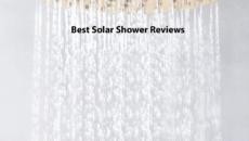 Best Solar Shower Reviews -Solar Showers Reviews & Ratings 2021