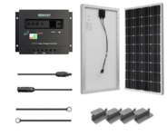 Renogy 100 Watt 12 Volts Starter Kit Review