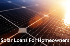Solar Loans For Homeowners