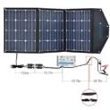 ACOPOWER 12V 105W Portable Solar Pane Review