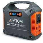 AIMTOM Portable Solar Generator Review