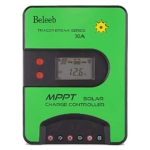 Beleeb 30A 12V/24V MPPT Solar Charge Controller review