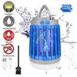 BATTOP Solar LED Outdoor Mosquito Killer Lamp Review