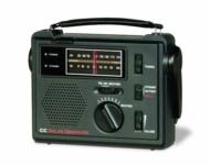 C Crane CC Solar Observer Wind Up Radio Review