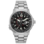 Citizen Eco-Drive Promaster Nighthawk Dual Time Watch Review