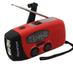 iRonsnow Solar Emergency NOAA Weather Radio Review
