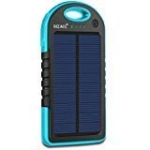 Dizaul 5000mAh Portable Solar Power Bank Review