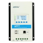 EPEVER Latest MPPT 40a Solar Charge Controller, 12V 24V TRIRON 4210N Intelligent Modular-Designed Regulator with Software Moblie APP [Updated Version of Tracer A/an Series] Review