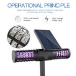 GODV-MX Solar Mosquito Killer Lamp Review