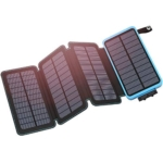 Hiluckey 25000mAh Solar Power Bank Review