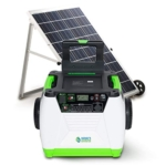 Nature's Generator 1800W Solar Powered Generator Review