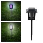 Pure Garden Solar Bug Zapper Light Review