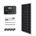 Renogy 100 Watt 12 Volts Starter Kit Review