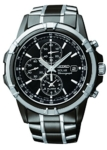 Seiko Men's SSC143 Stainless Steel Solar Watch with Link Bracelet Review