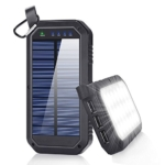 BESWILL 8000mAh Solar Charger Review
