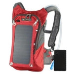 SolarGoPack Solar Powered 1.8 Liter Hydration Backpack Review