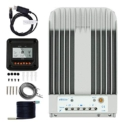 Temank EPEVER 30A MPPT Charge Controller 12V/24V Auto, 30 amp Solar Charge Controller MPPT Max 150V PV Input Negative Grounded Solar Regulator for Gel Sealed Flooded Battery Review