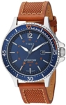 Timex Men's TW4B15000 Expedition Ranger Solar Accent Leather Strap Watch Review