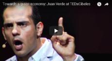 Towards A Green Economy: Juan Verde At TEDxCibeles