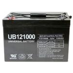 Universal 12V 100Ah Deep Cycle AGM Battery Review