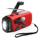 RunningSnail MD-088s Solar Emergency Radio Review