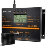 ZHCSolar Solar Charge Controller 80A review